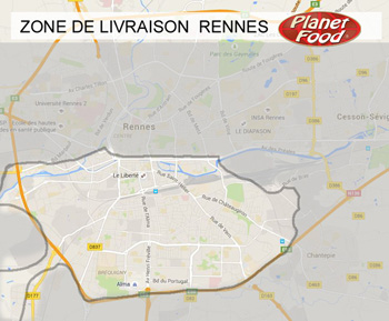 Planet Food - Rennes